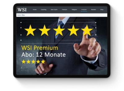WSI Premium Produkte