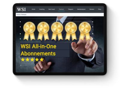 WSI All-in-One Abonnements
